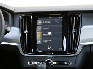 2018款T4 智逸版 中控台显示屏