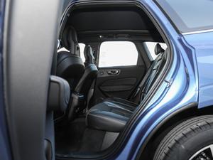 2018款T5 四驱智雅运动版 后排空间