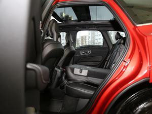 2018款T5 四驱智远运动版 后排座椅放倒