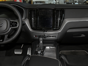 2018款T5 四驱智远运动版 中控台
