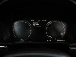 2018款T5 四驱智远运动版 仪表