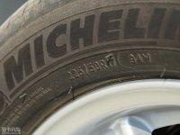 细节外观之诺1E轮胎尺寸