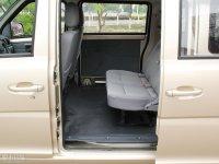 空间座椅启腾M70后排空间