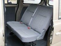 空間座椅啟騰M70后排座椅