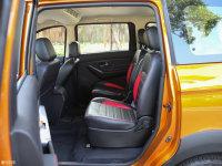 空间座椅启腾V60后排空间