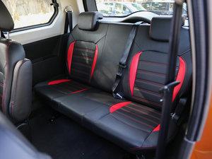 2017款1.5L 手动尊贵型 后排座椅