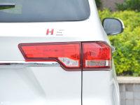 细节外观幻速H5尾灯