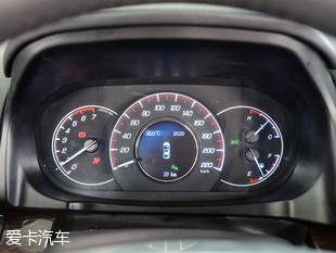 北汽幻速2016款幻速S6