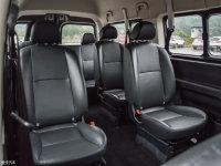 空间座椅幻速H6后排座椅
