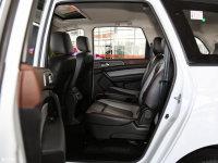 空間座椅幻速H3后排空間