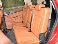 空间座椅幻速S7后排座椅