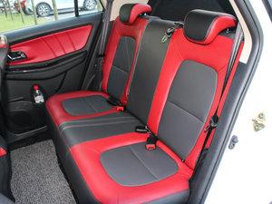 2016款S 1.5L 手动豪华导航版 后排座椅