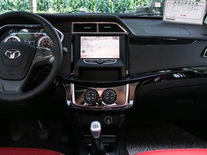 2016款S 1.5L 手动豪华导航版 中控台