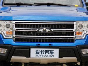 2017款2.0T 手动汽油四驱 旗舰版 中网