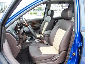 2017款2.0T 手动汽油四驱 旗舰版 前排座椅