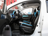 空间座椅北汽EC3前排空间