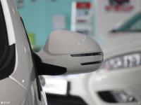 细节外观北汽EV300后视镜