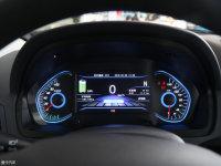 中控区北汽EV300仪表