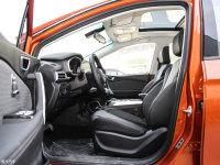 空间座椅北汽EX3前排空间