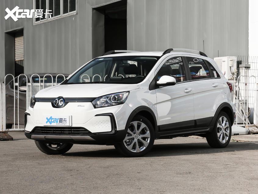 北汽新能源2019款北汽EC5