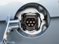细节外观北汽E150 EV油箱盖打开