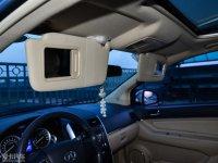 空间座椅北汽E150 EV遮阳板