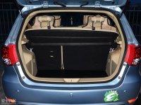 空间座椅北汽E150 EV行李厢空间