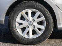 细节外观北汽EV200轮胎