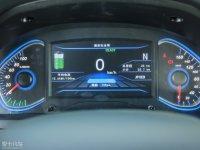 中控区北汽EV200仪表