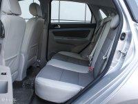 空间座椅北汽EV200后排空间