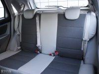 空间座椅北汽EV200后排座椅