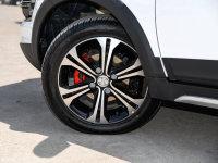 细节外观北汽EX200轮胎