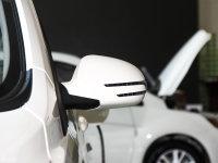 细节外观北汽EV160后视镜