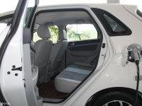 空间座椅北汽EV160后排空间