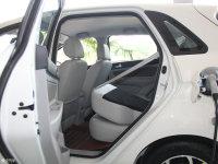 空间座椅北汽EV160后排座椅放倒
