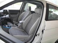 空间座椅北汽EV160前排座椅