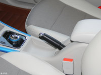 中控区北汽EV160驻车制动器