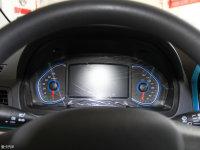 中控区北汽EV160仪表
