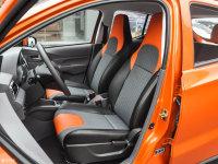 空间座椅北汽EC180前排座椅