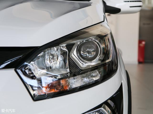 北汽新能源2017款北汽EX260