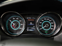 中控区北汽EU400仪表