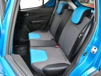 空间座椅北汽EC200后排座椅