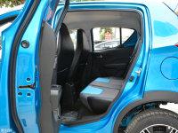 空间座椅北汽EC200后排空间