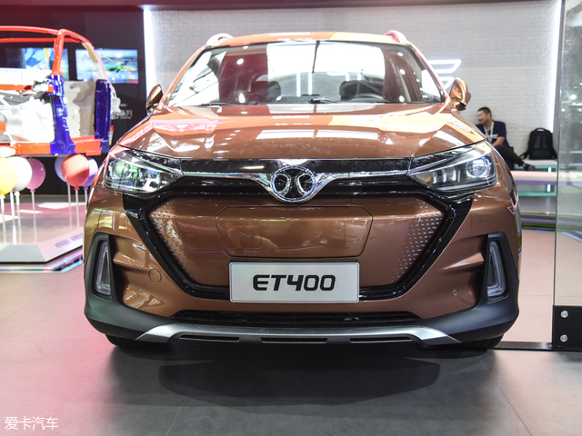 北汽新能源2018款北汽ET400