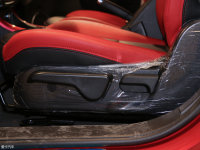 空间座椅北汽EX360座椅调节