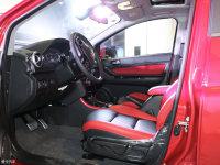 空间座椅北汽EX360前排空间