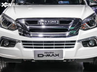 細節外觀D-MAX中網