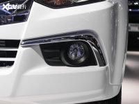 細節外觀D-MAX霧燈