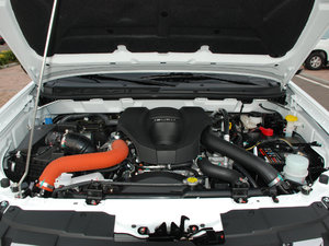 2018款3.0T 自动四驱超豪华型 发动机