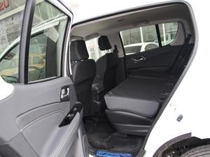 2018款3.0T 四驱 手动劲擎版 5座 后排座椅放倒